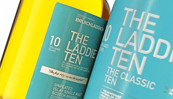 """Bruichladdich """"The Laddie Ten"""""""