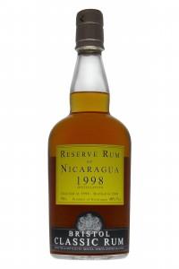 Reserve Rum of Nicaragua 1998