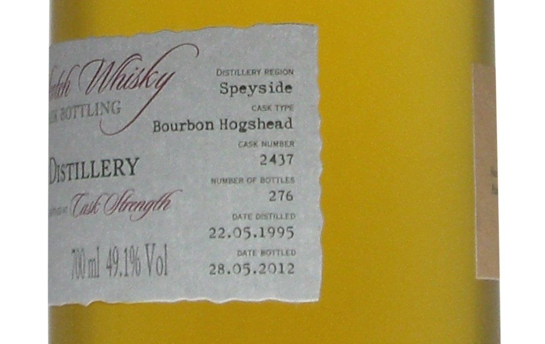 MORTLACH 1995 A.D. Rattray